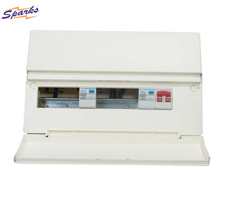 The 10 Ways Hager VC755H1 17th Edition Consumer Unit