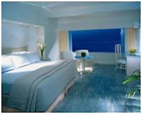 BLUE BEDROOMS - COLORS FOR BEDROOMS - BEDROOMS BY COLORS - BEDROOMS AND COLORS - MEANING OF COLORS
