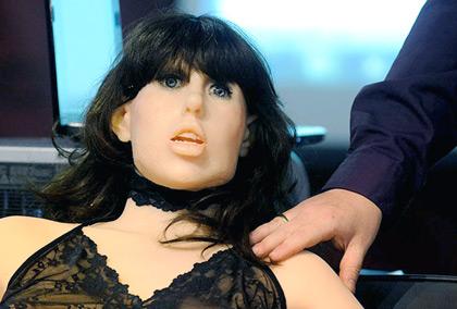 роботы проститутки фото