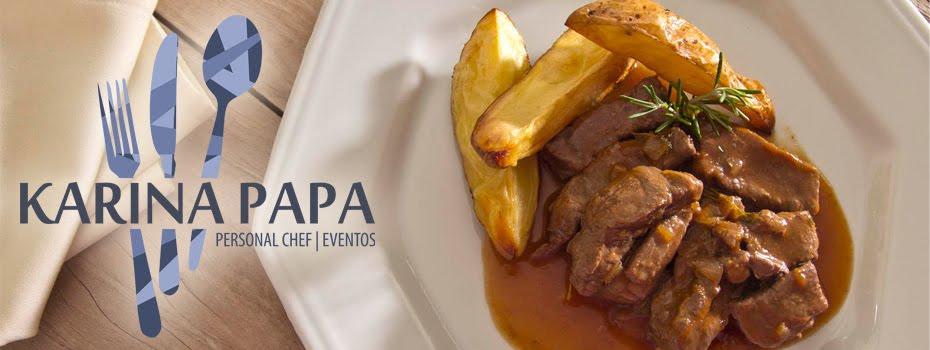 Chef Karina Papa