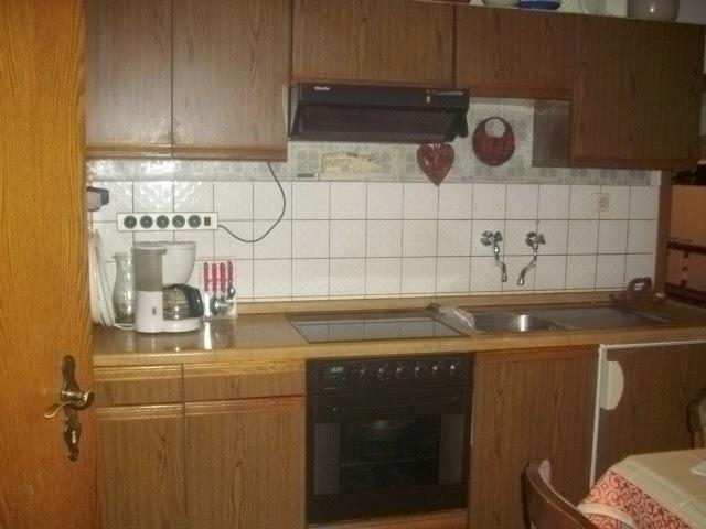 Haushalt und mehr: Küche ohne Fenster