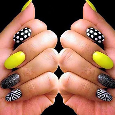 All in one Nail Art