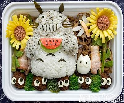AnnaTheRed & Totoro ;)