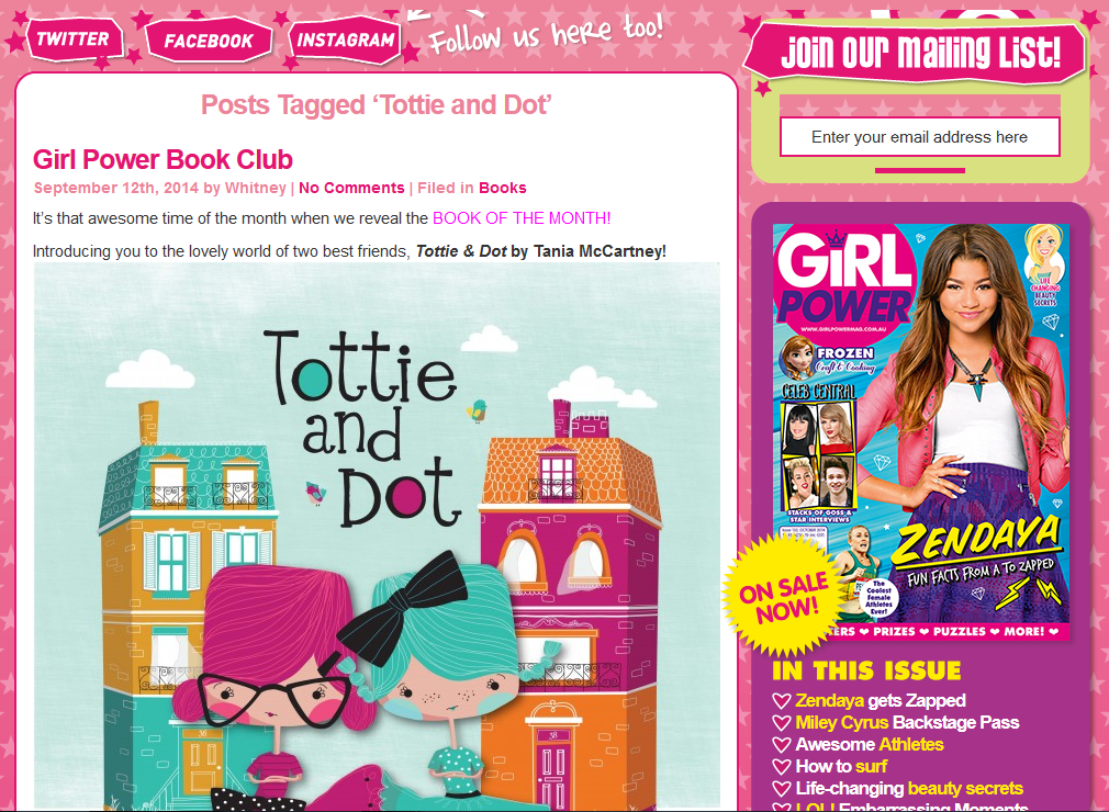 http://www.girlpowermag.com.au/tag/tottie-and-dot/