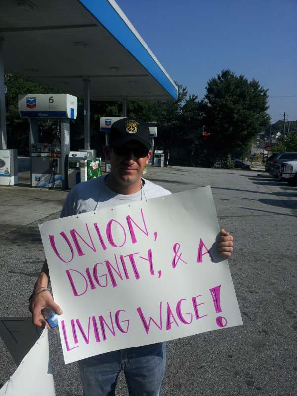 Teamster Nation Fast Food Strikes Continue To Sweep The