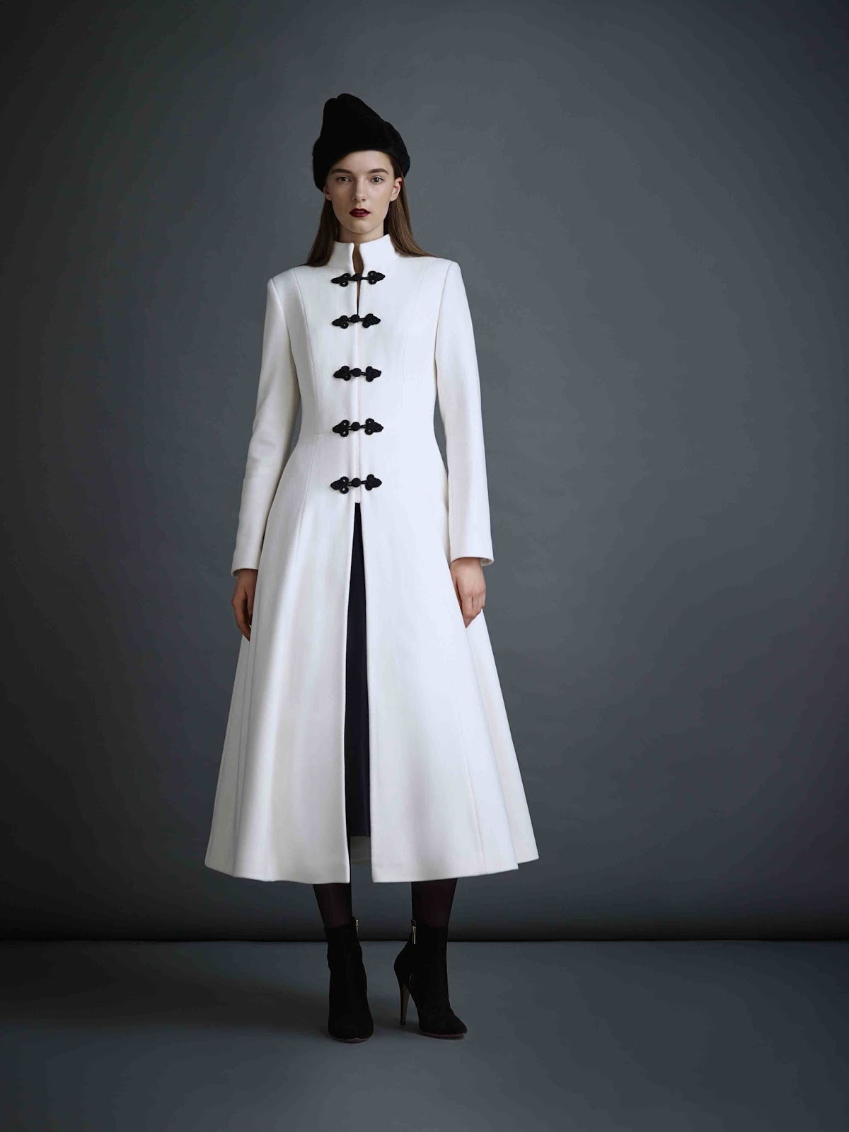 Collection Long Winter Parkas For Women Pictures - Reikian