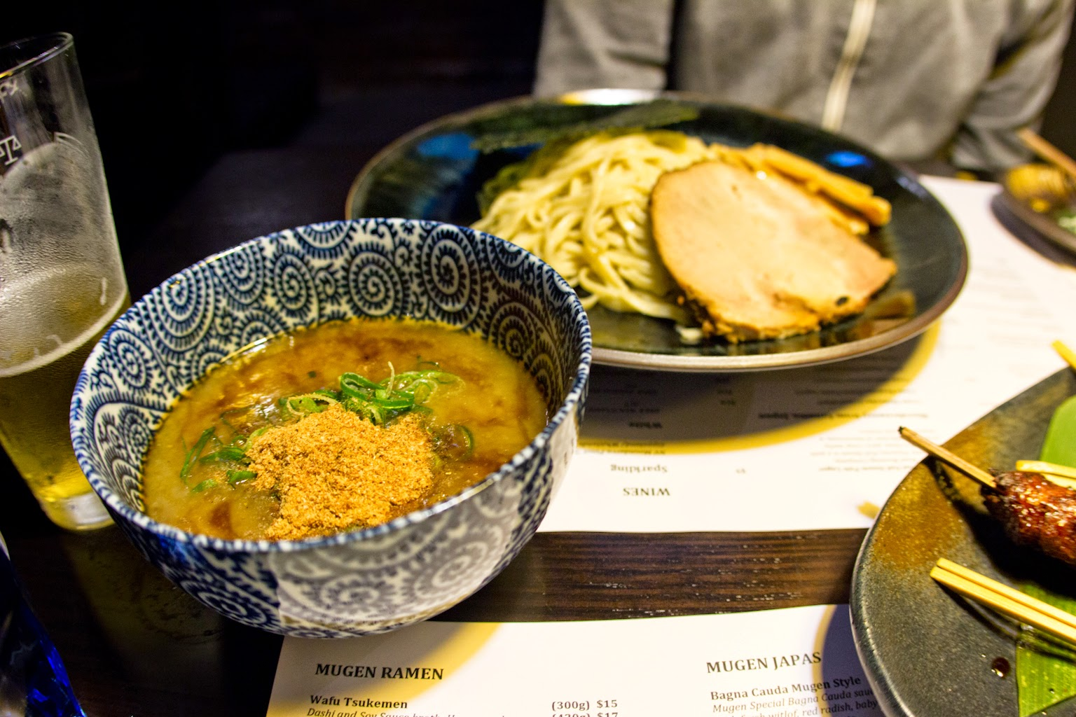 Spoonfuls of Wanderlust: Robot Bar and Mensousai Mugen - Melbourne ...