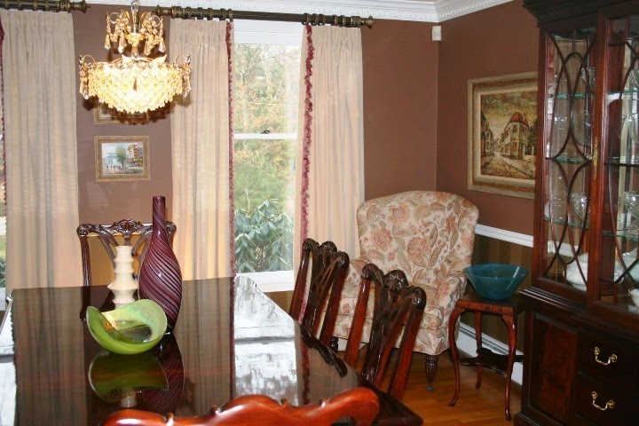 color ideas for dining rooms