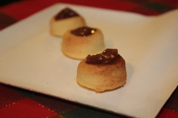 anno nuovo e nuove ricette dolci sulle