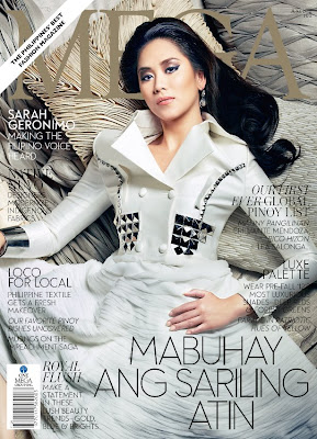 Sarah Geronimo Mega Magazine June 2012