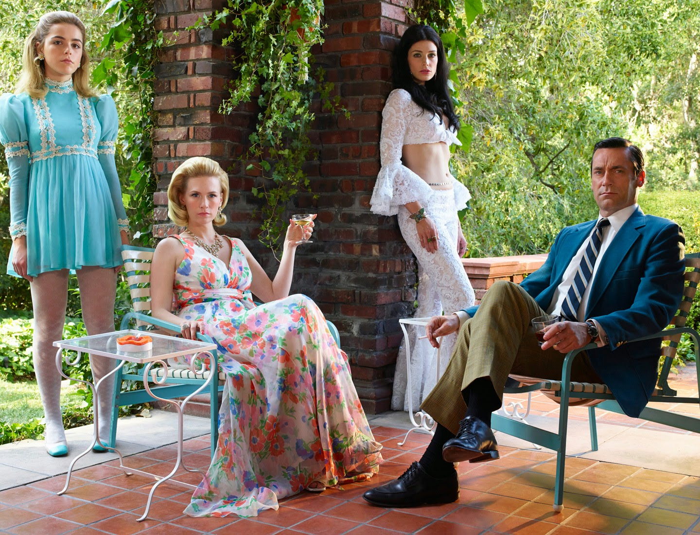 Mad men party themed what to wear