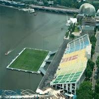 Stadion Podium Apung Marina Bay SIngapura