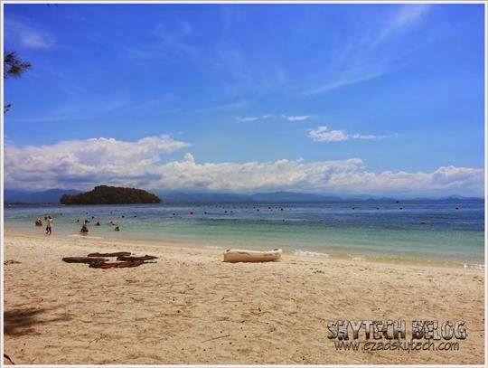 Keindahan Pulau : Visit Malaysia 2014 #VMY2014