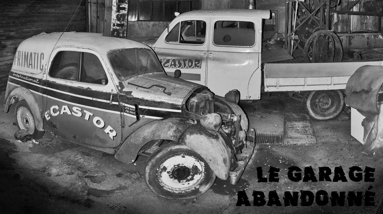 Le Garage Abandonn