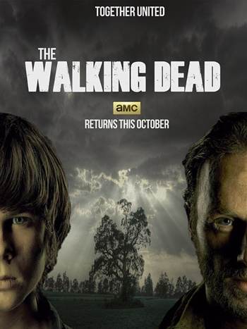 The Walking Dead Temporada 5 Español Latino