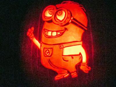 imagenes minions halloween 15