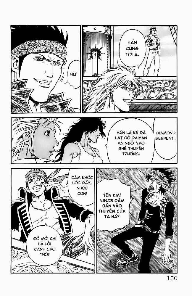 Vua Trên Biển – Coco Full Ahead chap 221 Trang 4 - Mangak.info