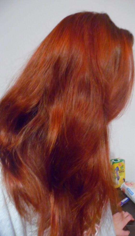 Niedziela dla włosów #14: olej sesa