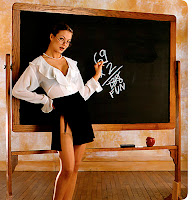 profesora teacher sexy
