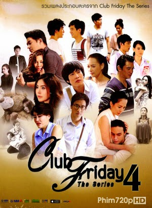 Club Friday The Series 4 2014 poster