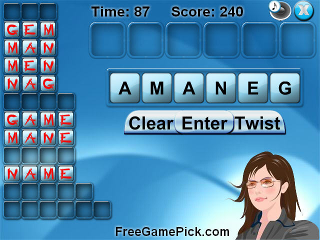 word slinger free games