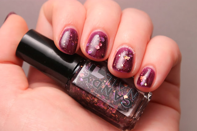 Candy Nail Polish Sugarplum