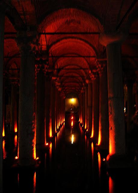 ancient underground water storage