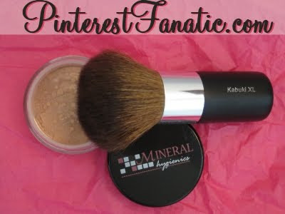 Mineral Hygienics, Natural Makeup, Cosmetics, Bare Minerals, Foundation