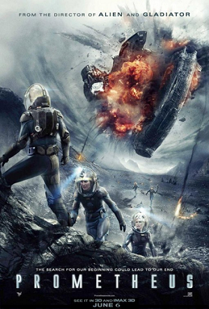 Filme Poster Prometheus DVDRip XviD &amp; RMVB Legendado