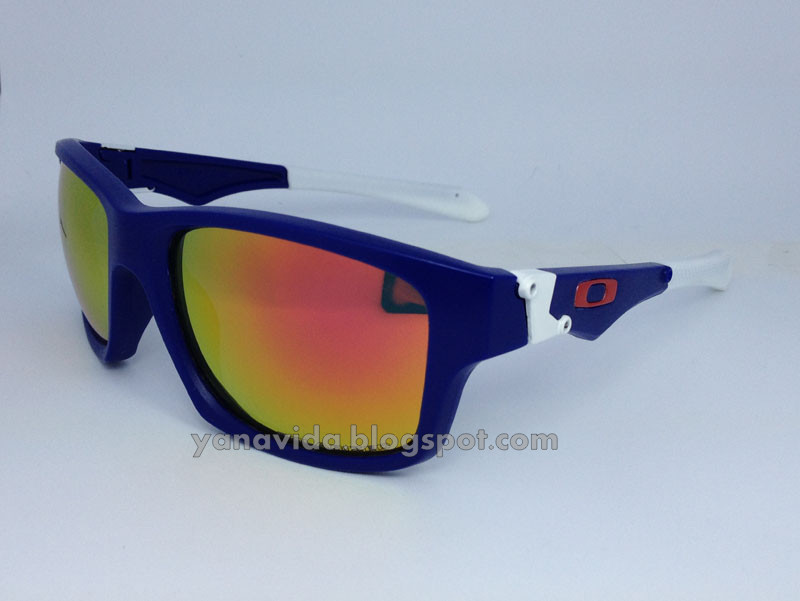 red white and blue oakley sunglasses  Red And Blue Oakleys - Ficts