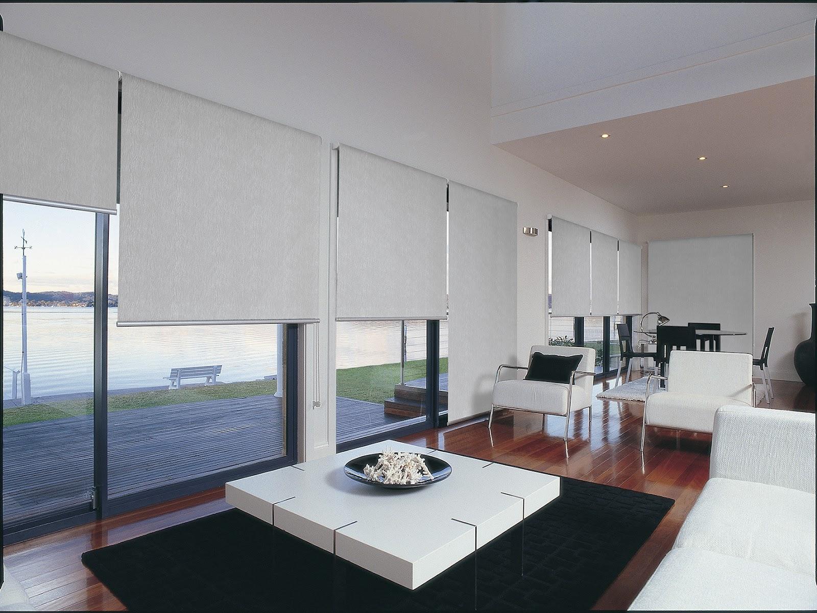 Luxaflex Australia: New Roller Blind Design Gives Luxaflex the EDGE