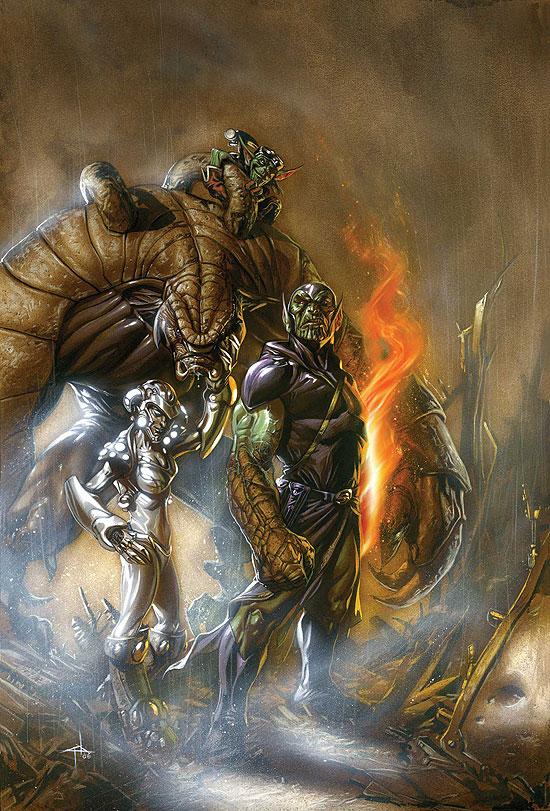 Aniquilación: Super-Skrull #3