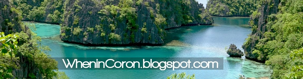 When in Coron