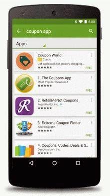 Aplikasi Yang Di Sponsorri di Play Store