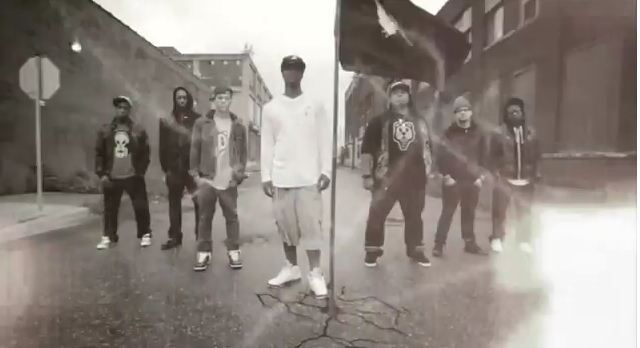 Man Up Anthem - 116 Clique