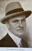 Arquitecto Robert Russell Prentice (Burntisland-Fife-Escocia 1883 /  Eastbourne 28/09/1960)