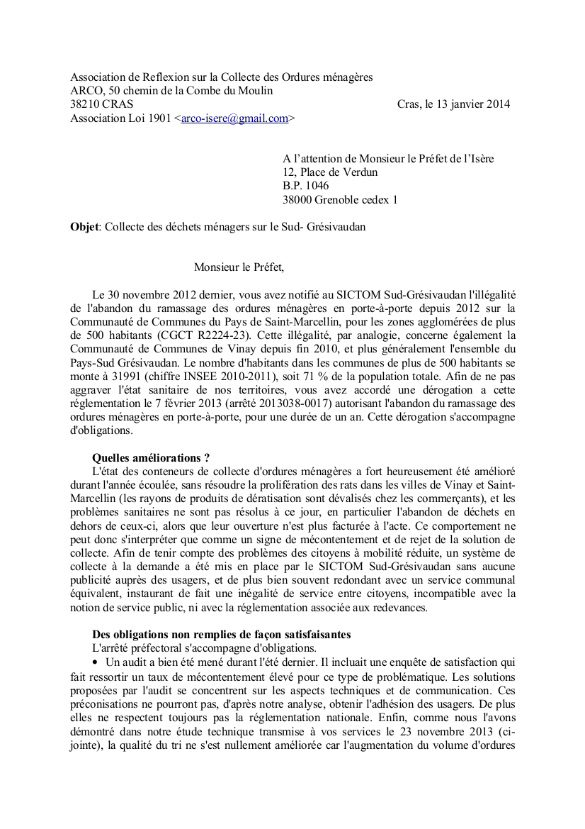 modele lettre contestation avis d u0026 39 opposition administrative
