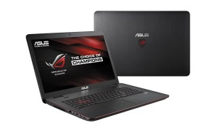 ASUS ROG GL771JM Drivers for Windows 8.1