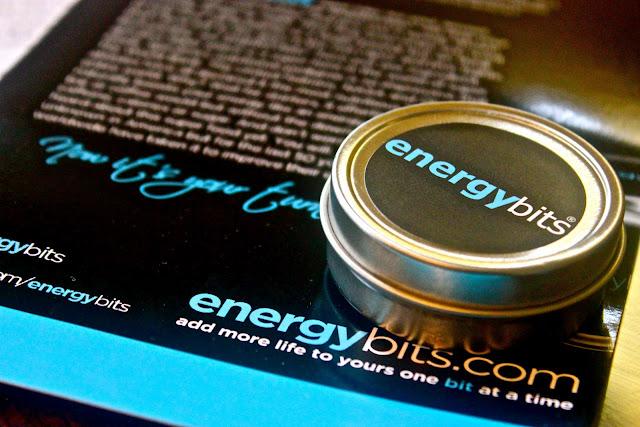 energy bits giveaway