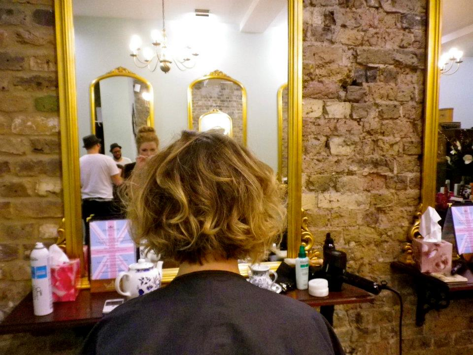 Thoroughly modern milly jones and payne hairdressers for Hair salon shoreditch