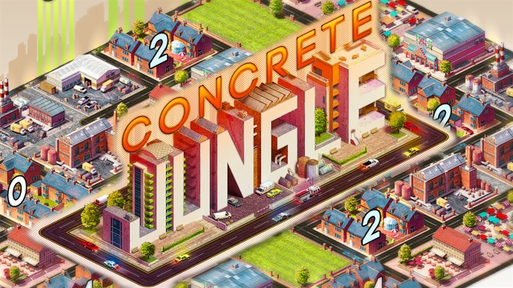 Concrete Jungle Game Download Poster