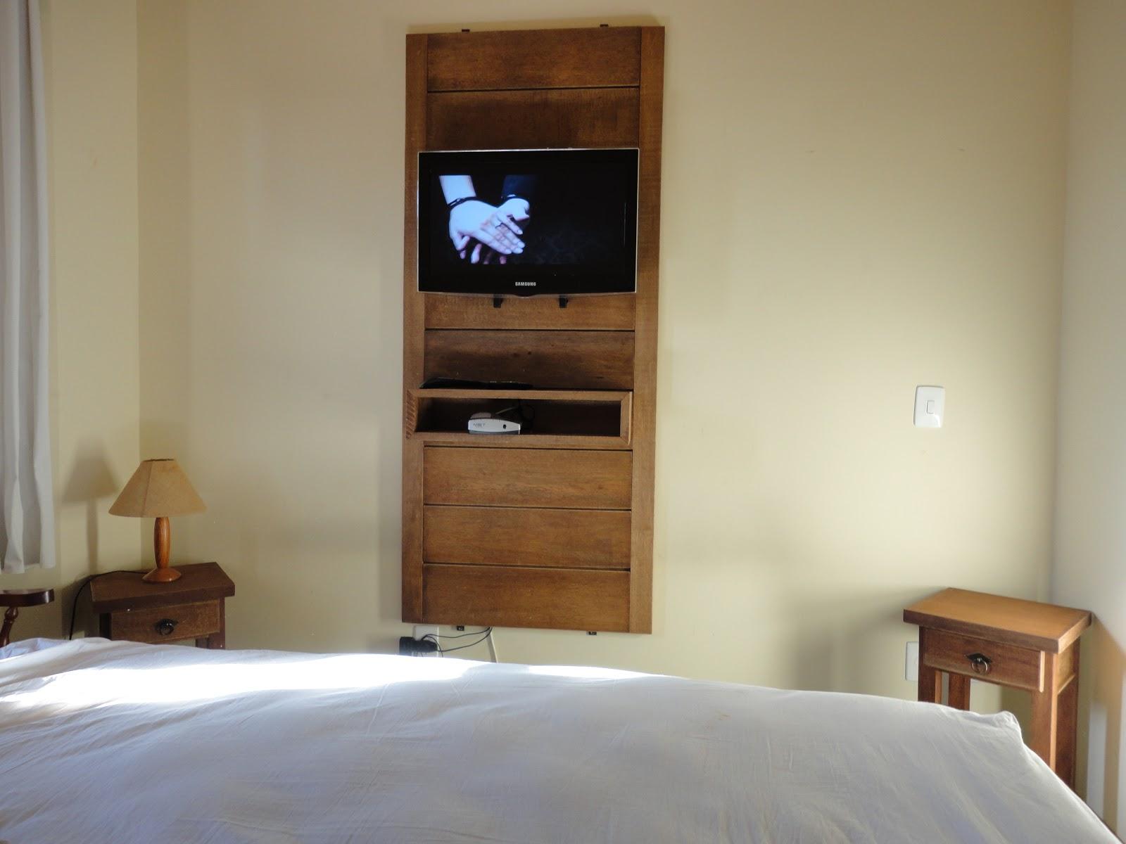 TOK RÚSTICO: Painel madeira no quarto #684326 1600x1200