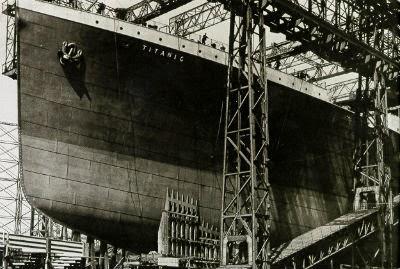 Compartiendo mi opini n marzo 2015 - Construccion del titanic ...