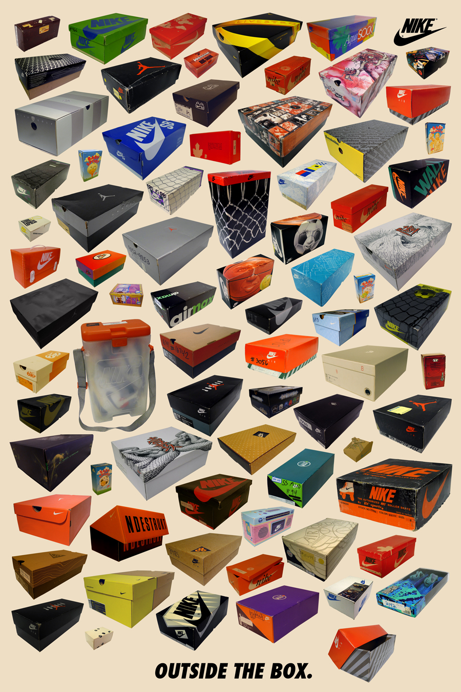 70 Photos Of Old Nike Sneaker Boxes