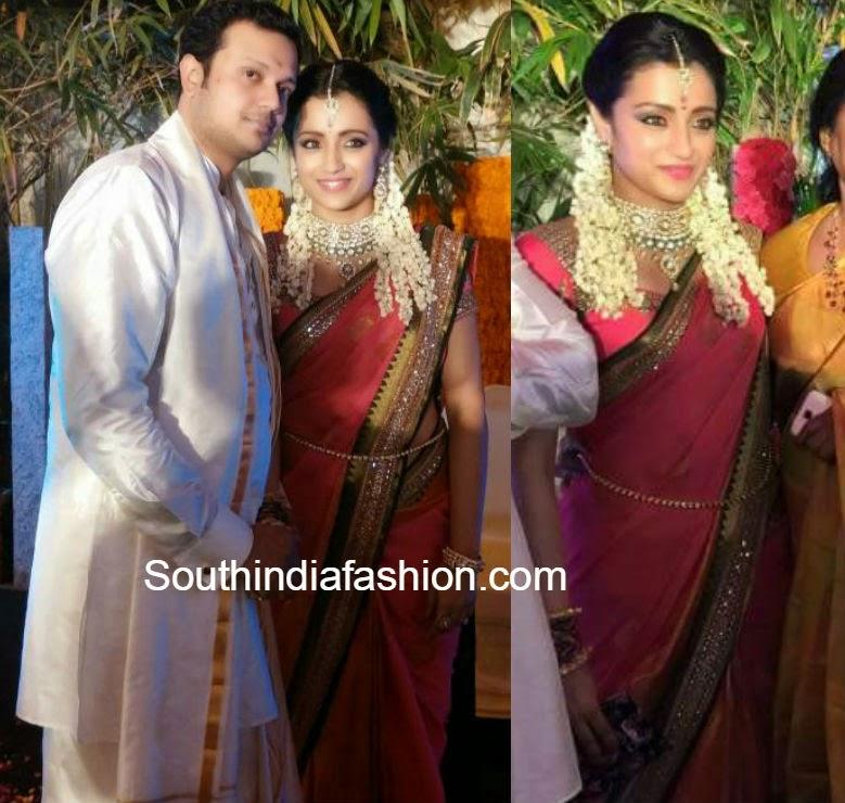 trisha engagement photos