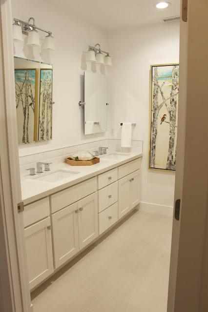 Home tour: Downstairs bathroom