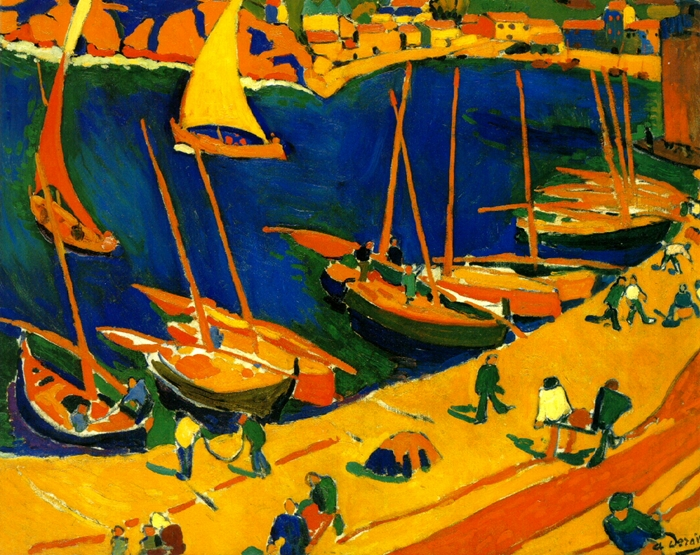 Famous Fauvist Artists Andr� derain ~ fauvist painter