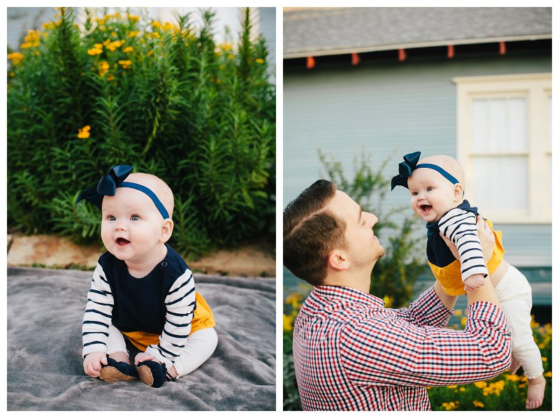 Natural Family Portraits in Allen, Plano, & McKinney, Texas by Mary Cyrus Photography