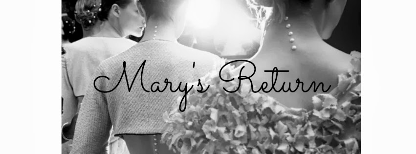 Mary's Return