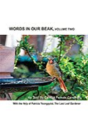 WORDS IN OUR BEAK, Volume Two